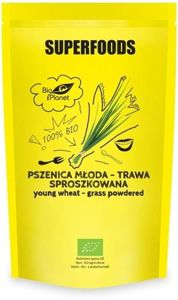 YOUNG WHEAT - GRASS POWDERED BIO 150 g - BIO PLANET