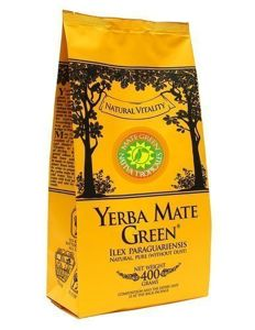 Yerba Mate Green NATIVA TROPICALES 400g