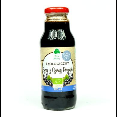 Black Currant Syrup 270ml from 'Nature Gifts'
