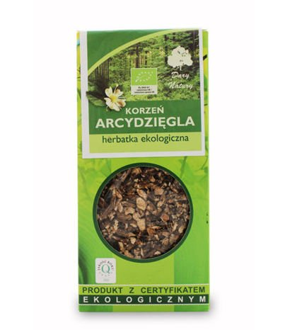 ANGELICA ROOT BIO TEA 100g from NATURE GIFTS