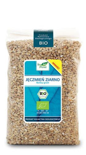 BARLEY SEEDS 1 kg BIO from BIO PLANET