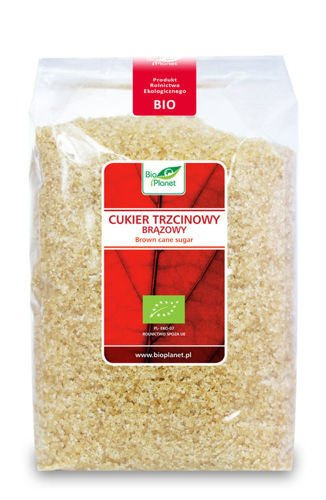 BROWN SUGAR CANE BIO 1kg  from BIO PLANET