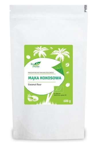 COCONUT FLOUR 800g BIO from BIO PLANET