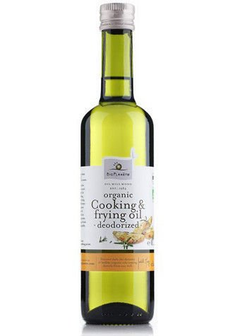 COOKING AND FRYING OIL 500ml BIO