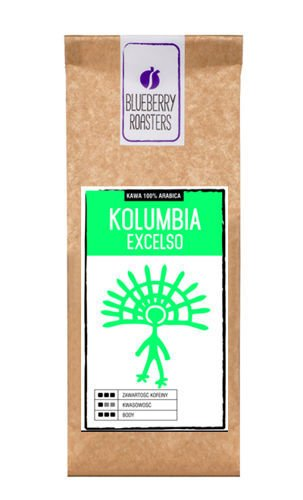 Columbia Excelso Arabica 250 g