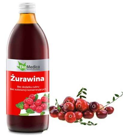 Cranberry Juice 100% 500 ml