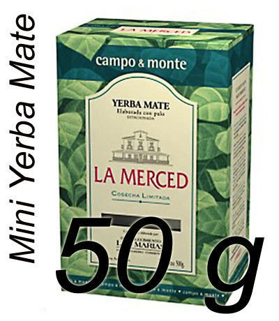 La Merced Campo Monte 50g - SAMPLE