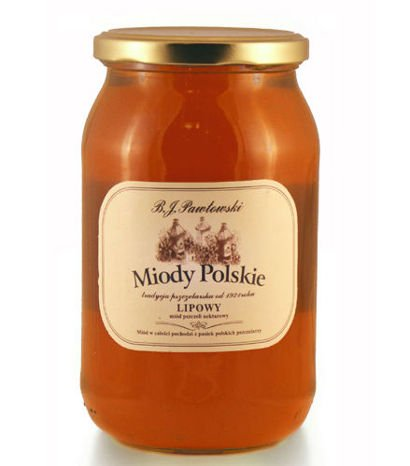 Linden Honey 1200g
