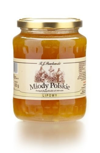 Linden Honey 900g