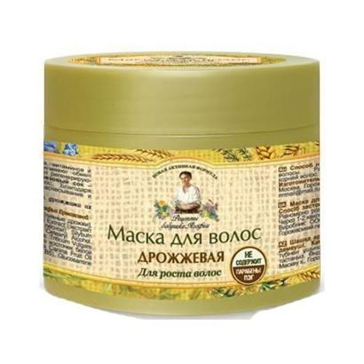 MASK FOR HAIR GROWTH FOR stimulating yeast 300 ml