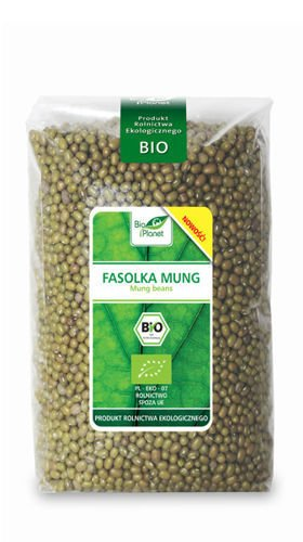MUNG BEAN BIO 1kg from BIO PLANET