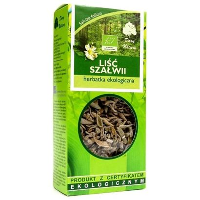 "SAGE LEAF BIO TEA 25g from ""GIFTS OF NATURE"""