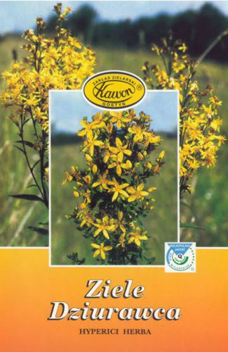 ST. JOHN'S WORT HERB 50g from Kawon