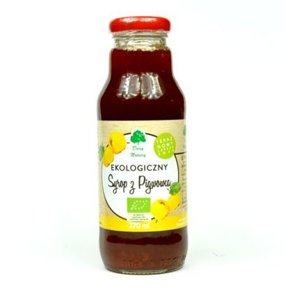 SYRUP quince BIO 270 ml - Nature gifts
