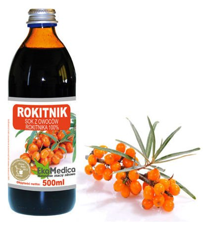 Sea Buckthorn 100%