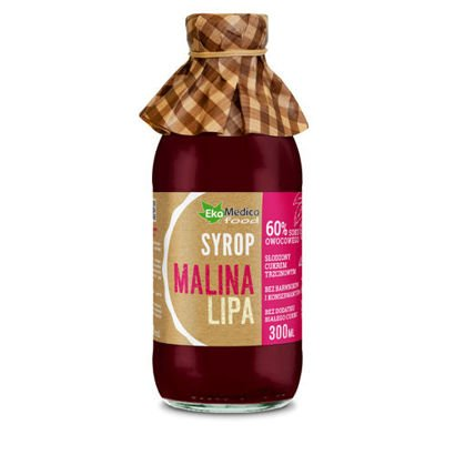 Raspberry and Linden Syrup 300ml