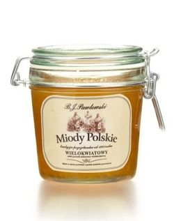 Wildflower Honey 550g
