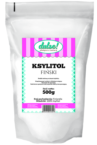 Xylitol ( Finnish birch sugar) from DANISCO 1kg