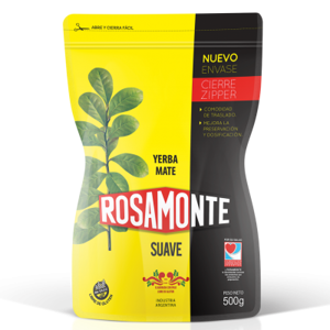 Rosamonte Suave Doypack 500g