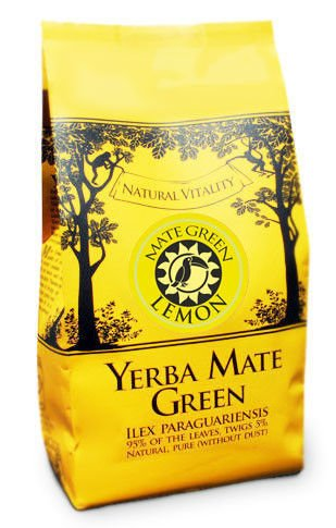 Mate Green Lemon 400g