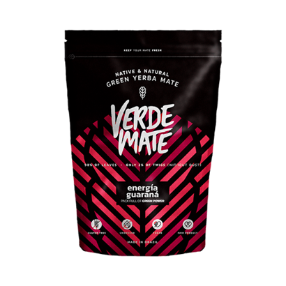 VERDE MATE GREEN ENERGIA GUARANA 0,5 kg